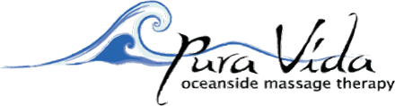 Pura Vida Massage Therapy Logo